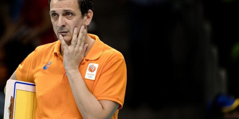 Guidetti: over vier jaar spelen om medailles
