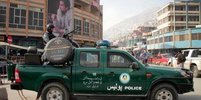Veiligheidstroepen onder druk van Taliban