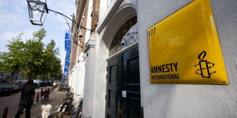 Amnesty wil actie EU-leiders voor vluchteling