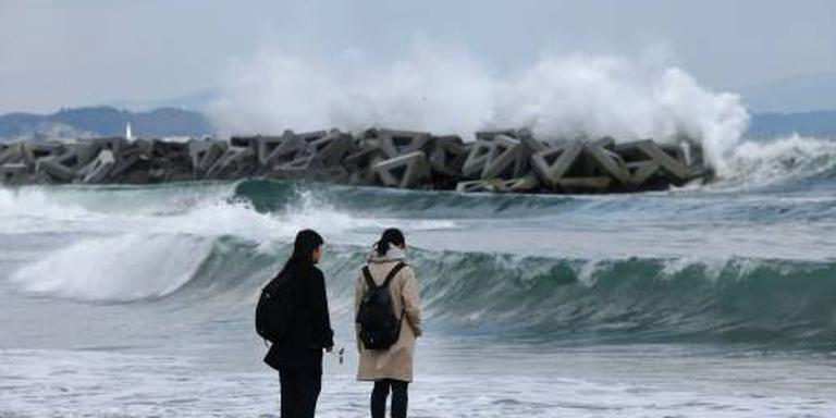 Tsunamiwaarschuwing Japan ingetrokken