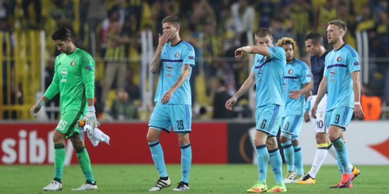 Feyenoord wil kater wegspoelen in Tilburg