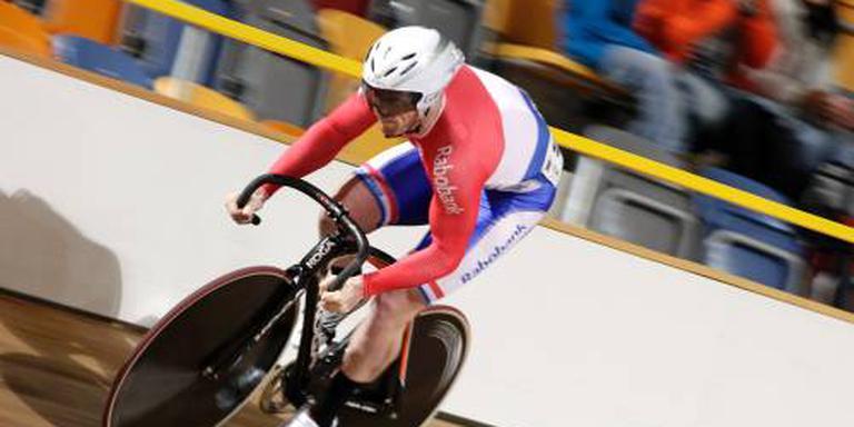 Van den Berg haalt sprintfinale op EK