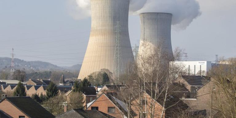Bonden blokkeren Belgische kerncentrale