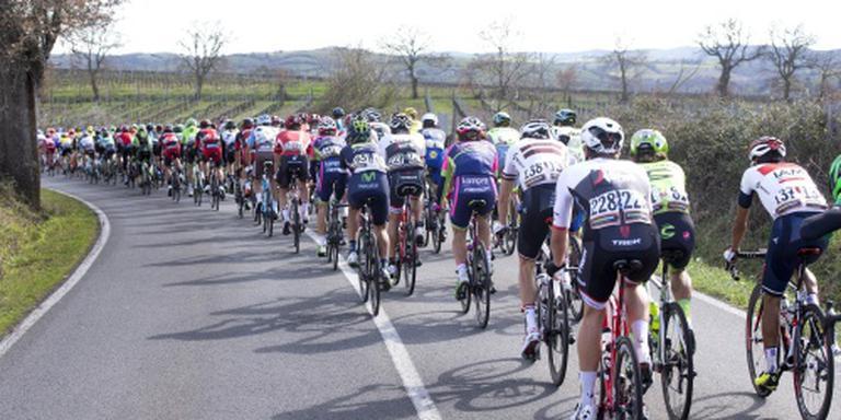 Cummings soleert naar ritzege in Tirreno