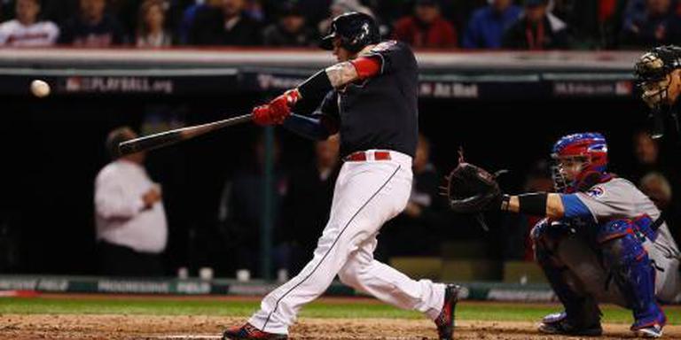 Indians openen World Series met winst