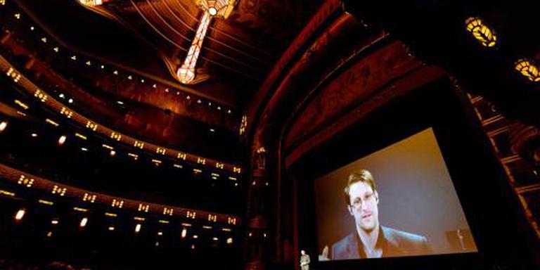 Snowden waarschuwt voor spionage