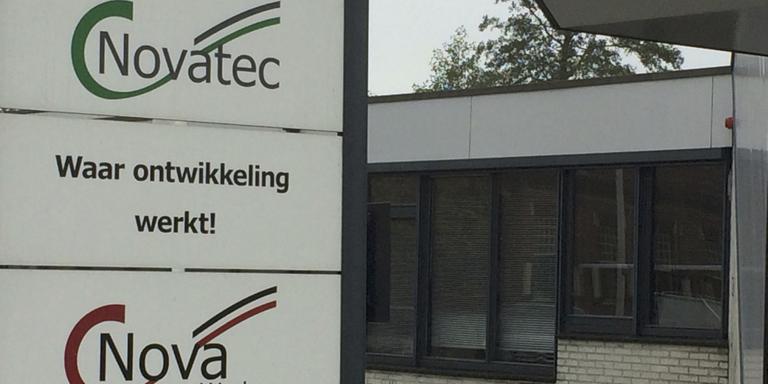 Leek leent secretaris permanent uit aan Novatec