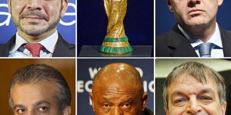 FIFA maakt zich op voor nieuwe leider