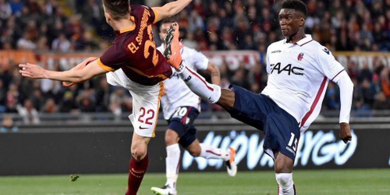AS Roma raakt achterop