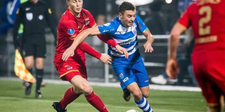 AZ met Koopmeiners tegen FC Kairat