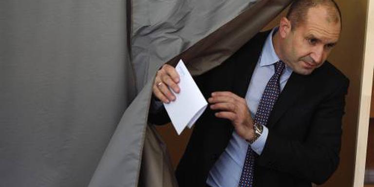 Radev wint presidentsverkiezingen Bulgarije