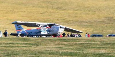 Doden na crash vliegtuigje op groep mensen