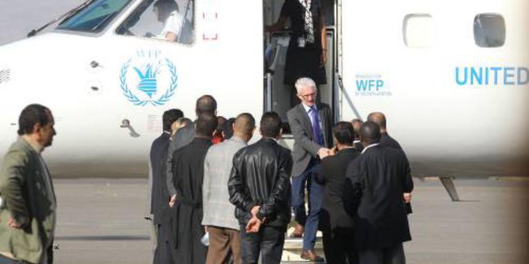 Voorstel heropening vliegveld Sanaa