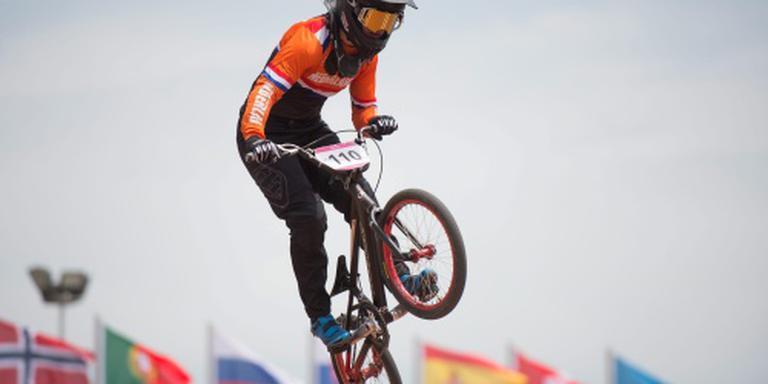 Titels voor BMX'ers Smulders en Van der Burg