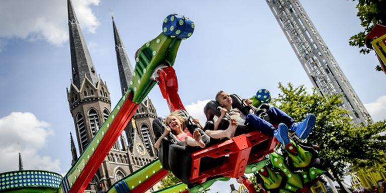 Tilburgse kermis met 230 attracties trapt af