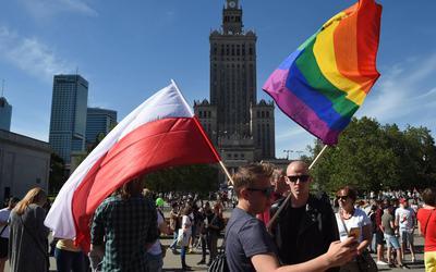 Poolse regio geen 'lhbt-vrije zone' meer