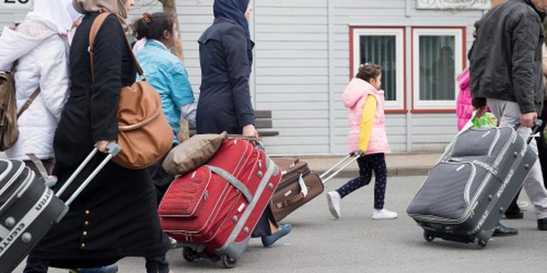 Veel minder asielzoekers naar Duitsland