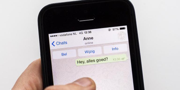 WhatsApp-dienst voor daklozen in Amsterdam