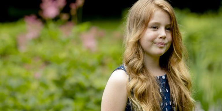 Prinses Alexia aan been geopereerd