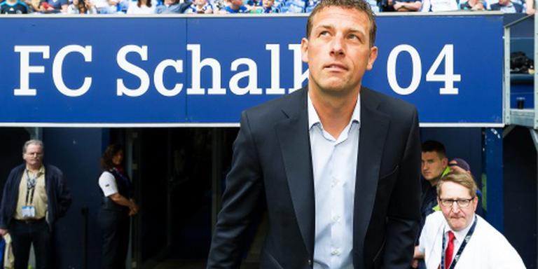Trainer Weinzierl naar Schalke 04