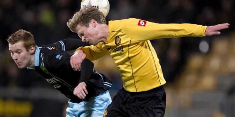 Van Duinen in basis Roda JC tegen oude liefde