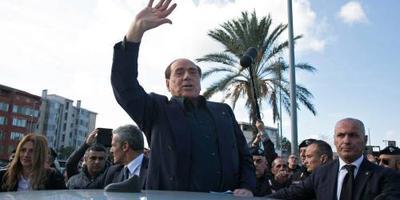 Berlusconi kandidaat voor Europarlement