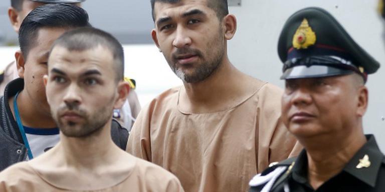 Verdachten aanslag Bangkok ontkennen schuld