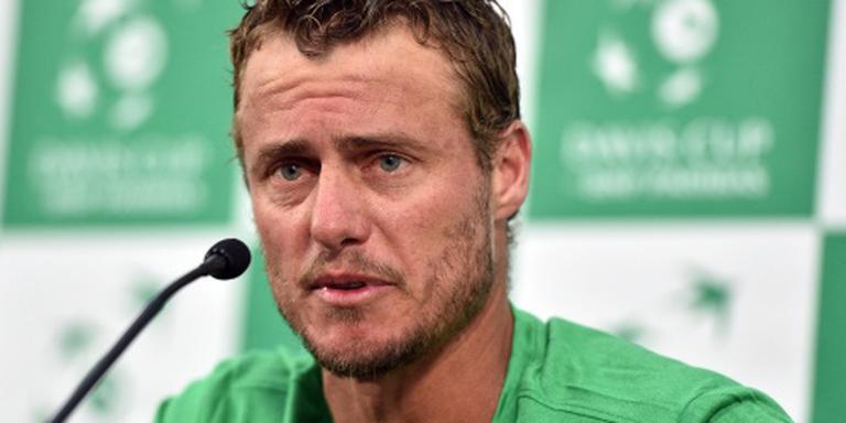 Hewitt op reservebank bij Daviscup