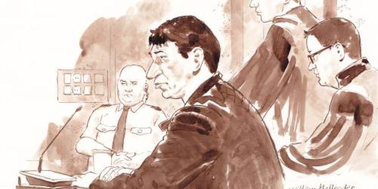 Holleeder in rechtbank voor vervolg proces