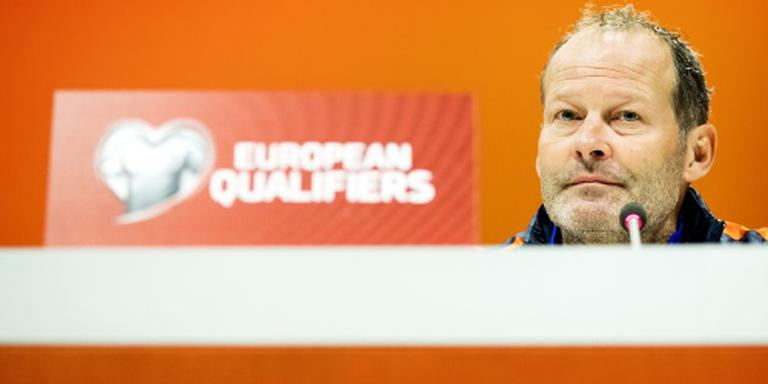 Oranje wacht examen tegen Fransen