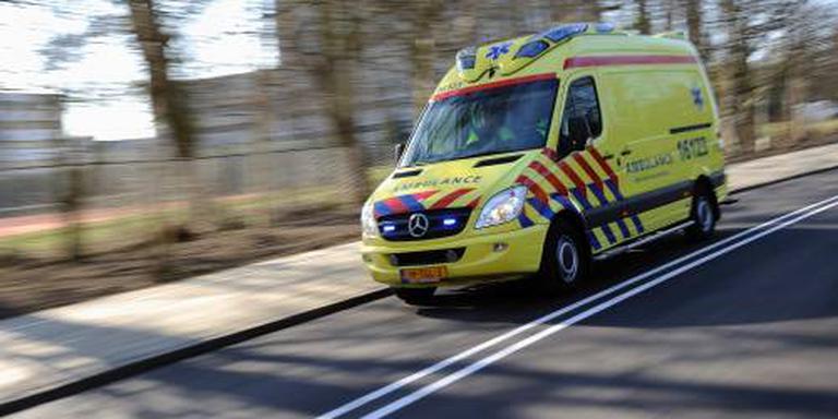 Motorrijder gewond bij ongeluk op N37.