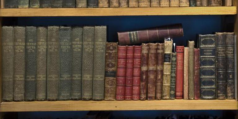 10.000 boeken klaar voor verhuizing
