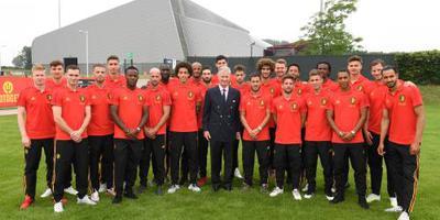België opnieuw bovenaan in FIFA-klassement