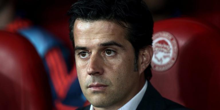 Coach Silva levert bij Olympiakos contract in