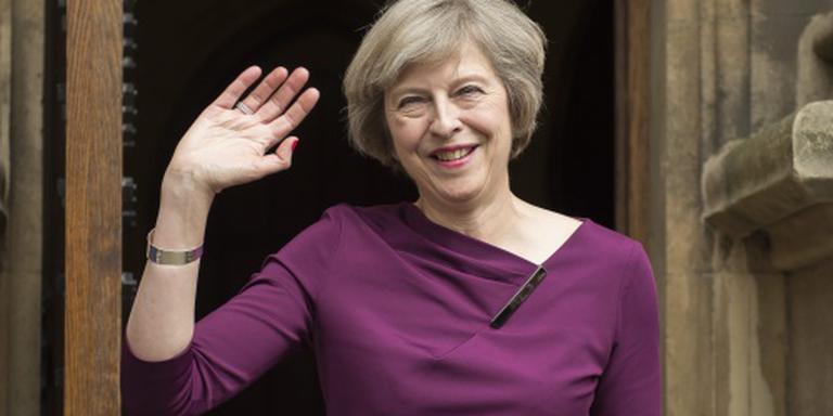 Theresa May is de nieuwe sterke vrouw