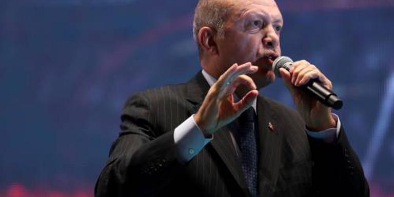 Erdogan: geest van Hitler in Israël opgedoken