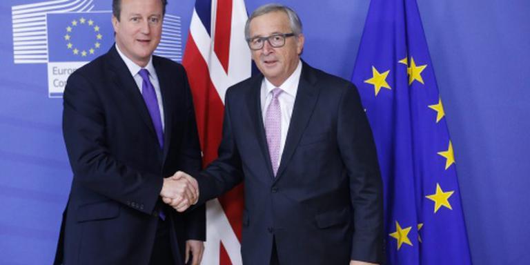 Juncker verwacht uitweg uit Brexitdilemma
