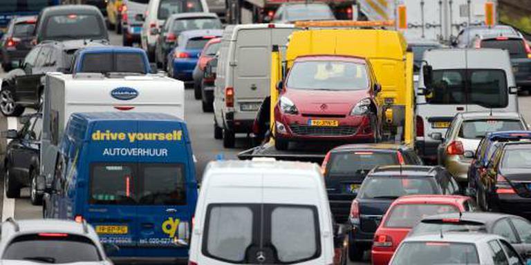 Drukste dag op Franse snelwegen
