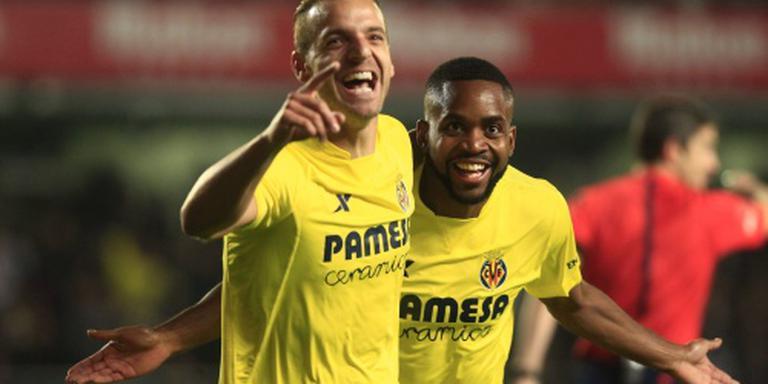 Villarreal in spoor van Spaanse top drie