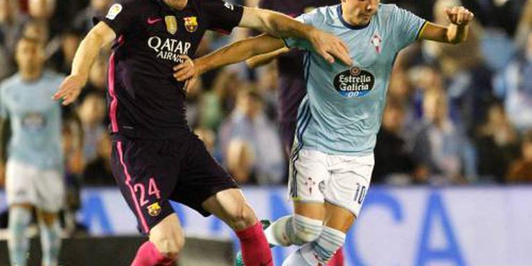 Barcelona moet ook Mathieu missen