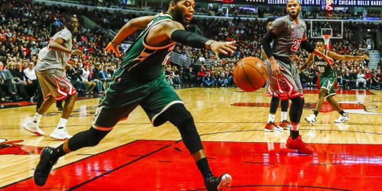 Bucks verslaan Celtics in NBA
