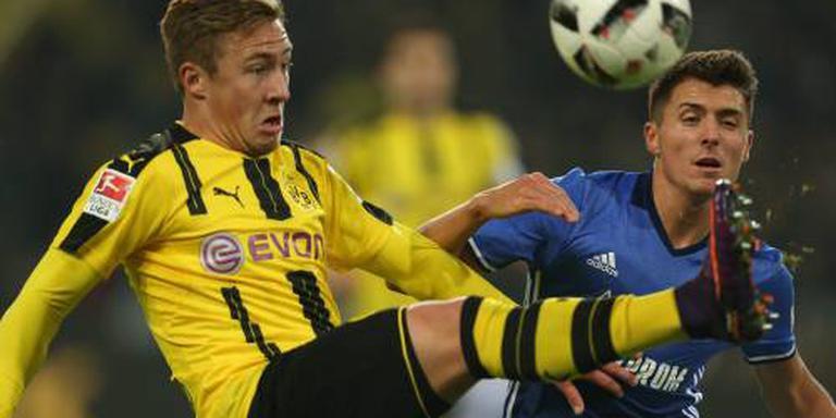 Dortmund en Schalke scoren niet