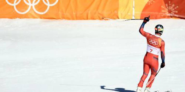 Svindal eerste Noorse winnaar op afdaling