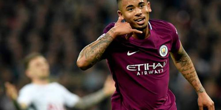 Man City beloont Jesus met nieuw contract