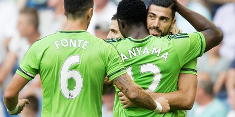 Tottenham Hotspur strikt Wanyama