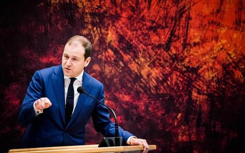 Geen meerderheid voor verzoek van PvdA-leider Asscher om coronadebat te vervroegen