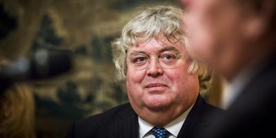 Oud-Kamerlid van de VVD Ton Elias meent dat Groningers weliswaar recht hebben op compensatie, maar dat zij het 'nare probleem' van de aardbevingen ook zelf moeten aanpakken. Foto: ANP