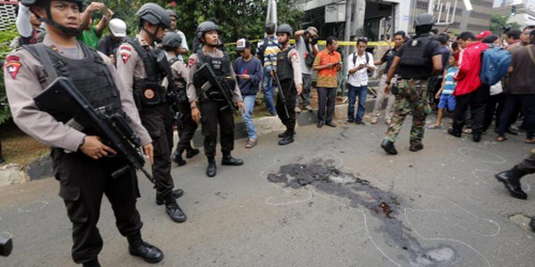 IS achter aanslagen Jakarta