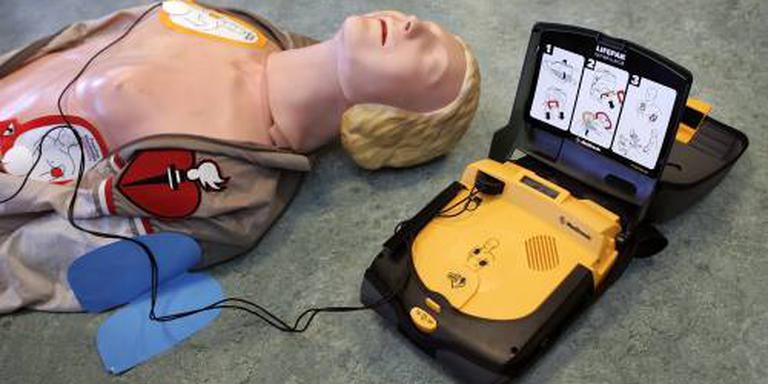 'Beschikbaarheid defibrillatoren alarmerend'