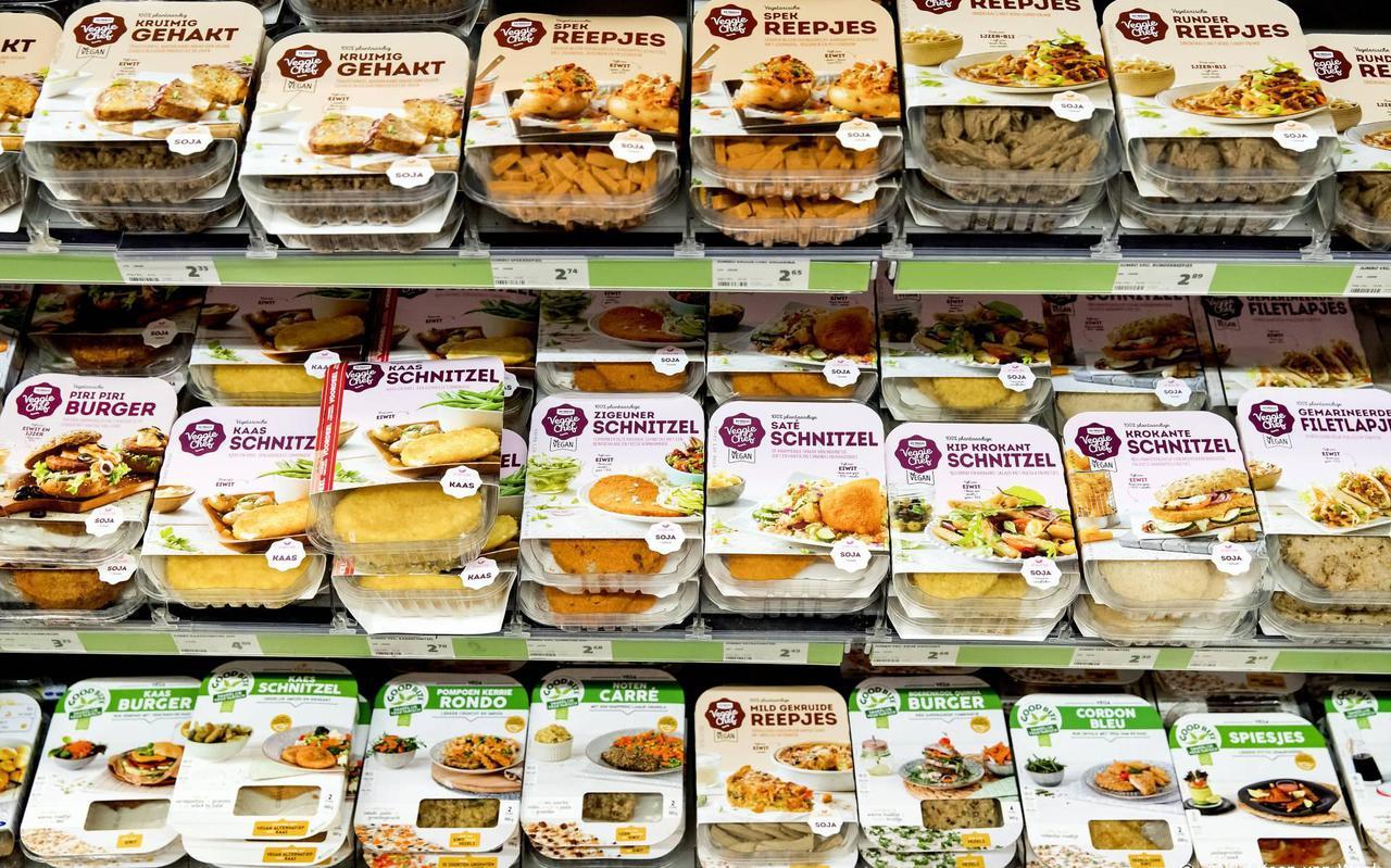 Nederlanders eten meeste vleesvervangers van Europa